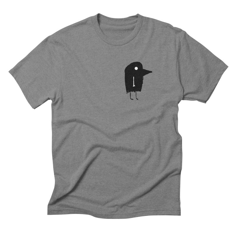 Pocket Fuen Men's Triblend T-Shirt by The Little Fears