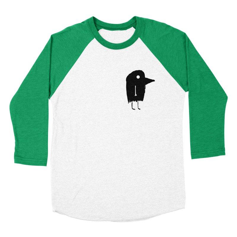 Pocket Fuen Men's Baseball Triblend T-Shirt by The Little Fears