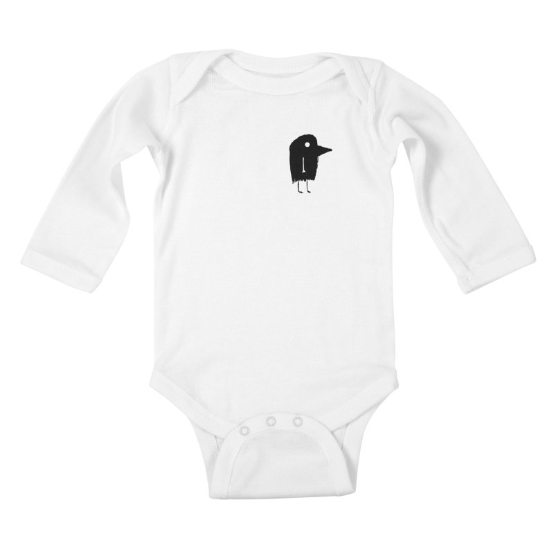 Pocket Fuen Kids Baby Longsleeve Bodysuit by The Little Fears