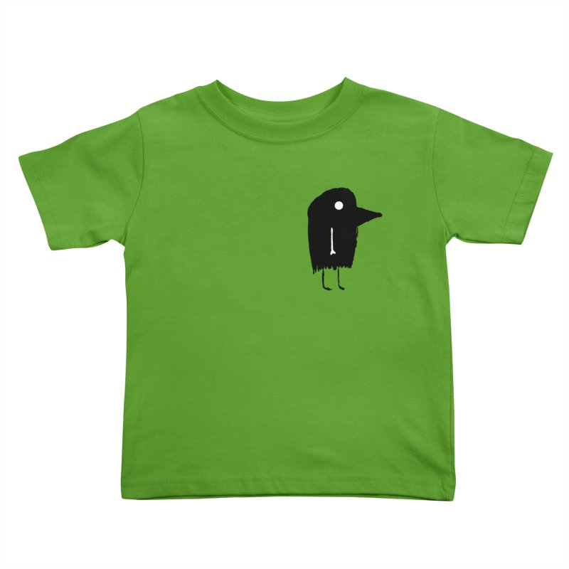 Pocket Fuen Kids Toddler T-Shirt by The Little Fears