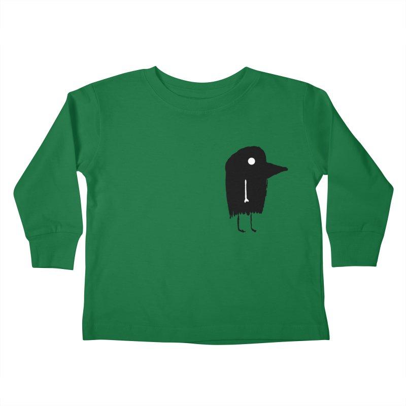 Pocket Fuen Kids Toddler Longsleeve T-Shirt by The Little Fears