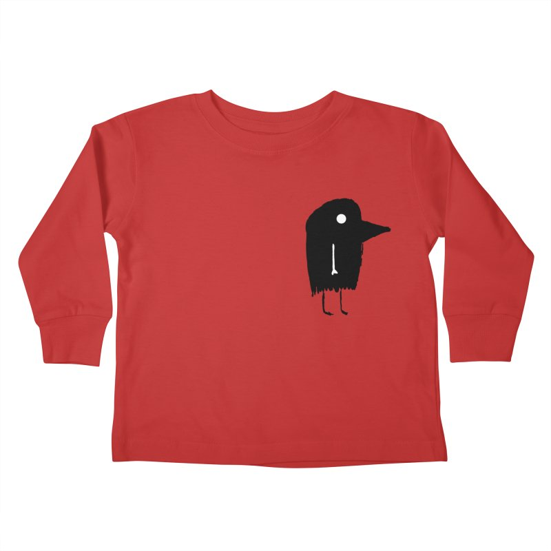 Pocket Fuen Kids Toddler Longsleeve T-Shirt by The Little Fears