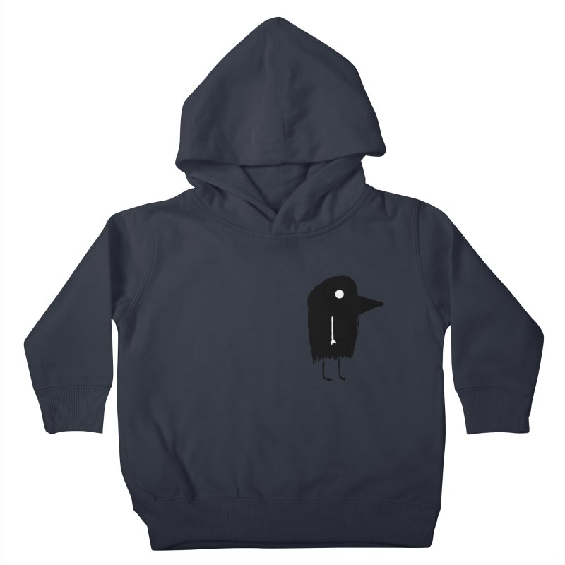 Pocket Fuen Kids Toddler Pullover Hoody by The Little Fears