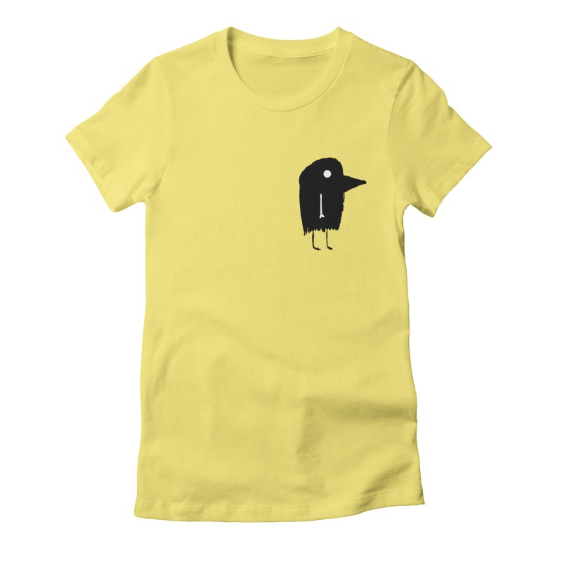 Pocket Fuen Women's T-Shirt by The Little Fears