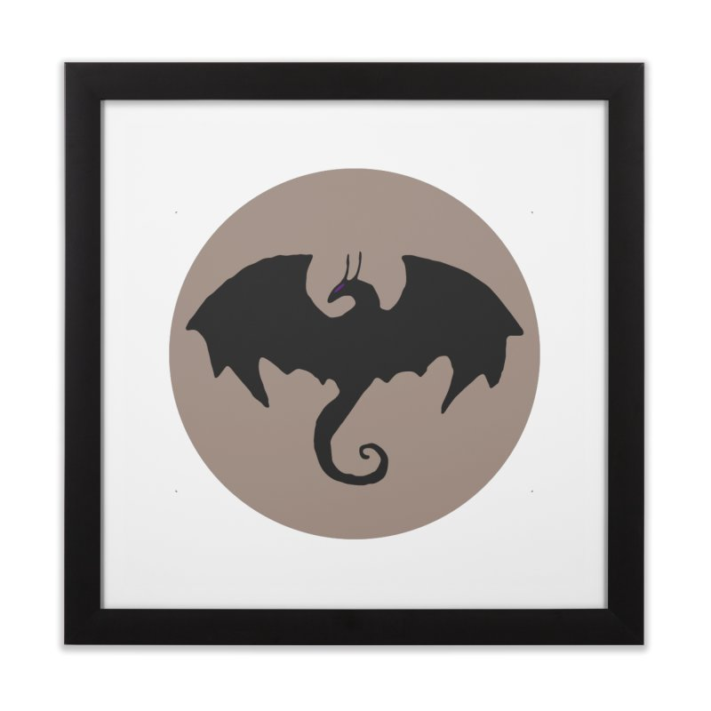 Dwagon Home Framed Fine Art Print by The Little Fears