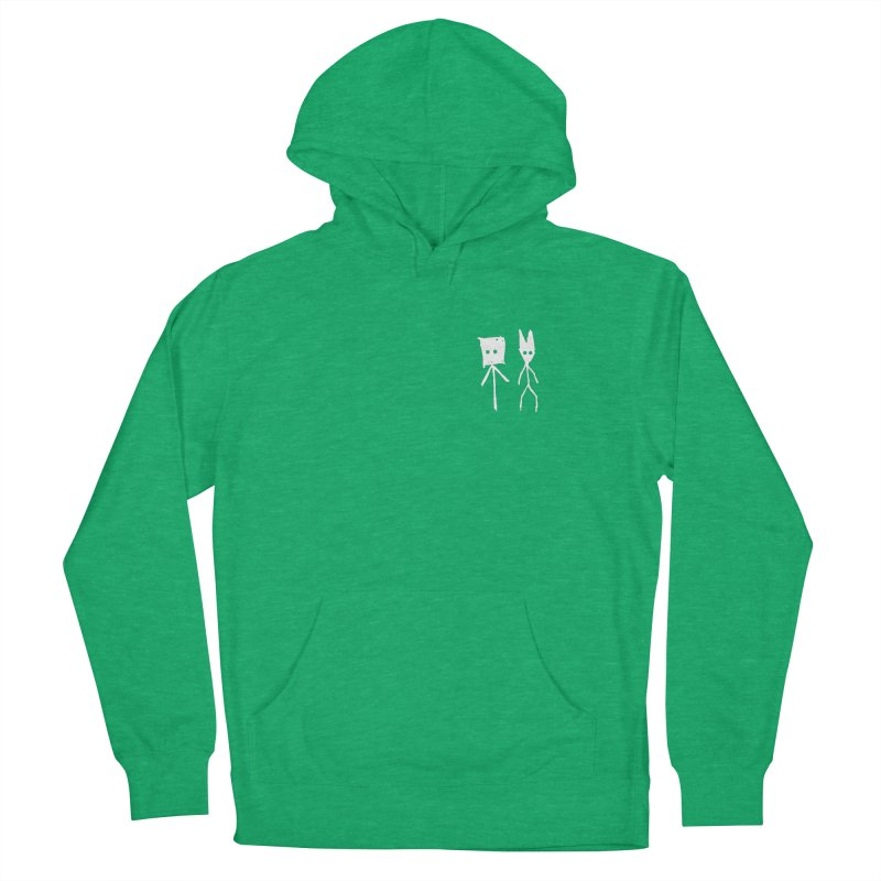 Sprite & Spectre Women's French Terry Pullover Hoody by The Little Fears