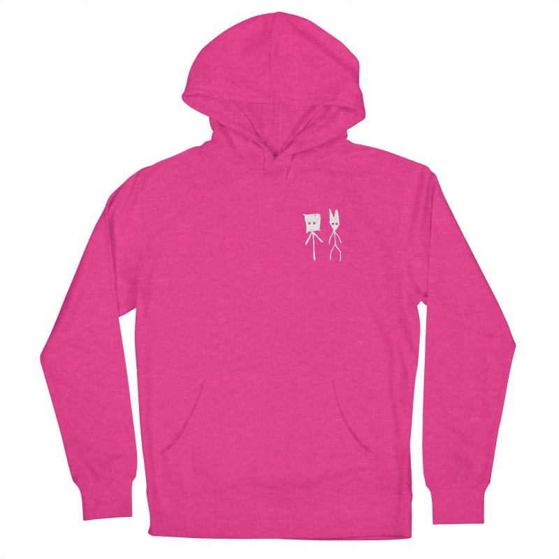 Sprite & Spectre Men's French Terry Pullover Hoody by The Little Fears
