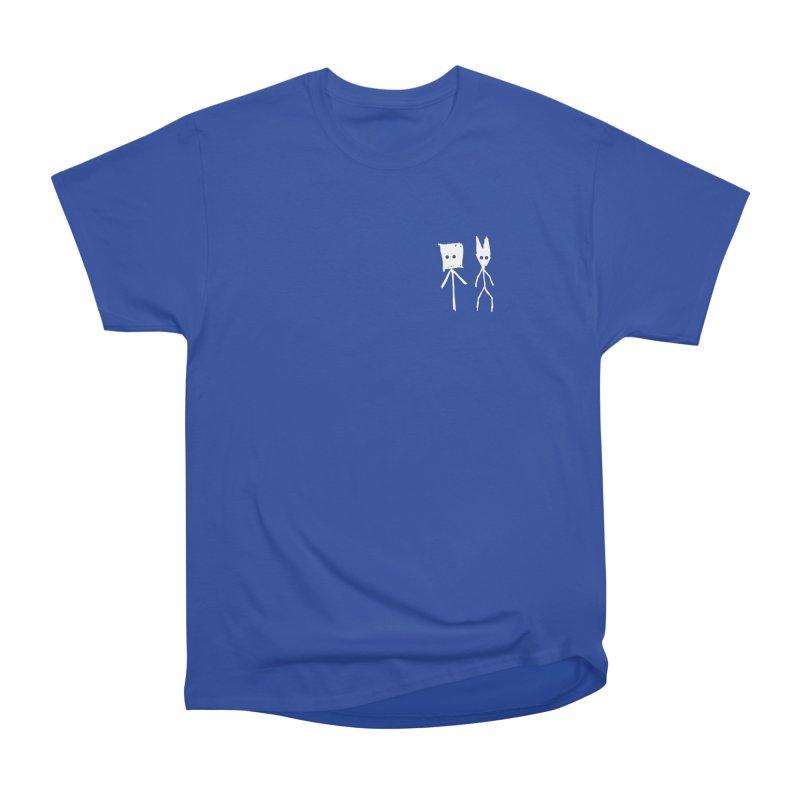 Sprite & Spectre Women's Heavyweight Unisex T-Shirt by The Little Fears