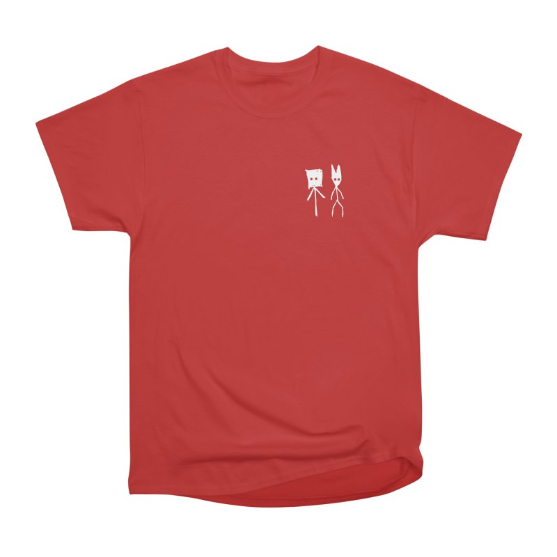 Sprite & Spectre Men's Heavyweight T-Shirt by The Little Fears