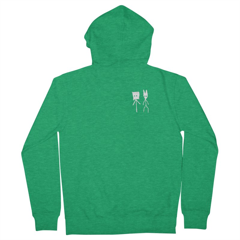 Sprite & Spectre Women's Zip-Up Hoody by The Little Fears