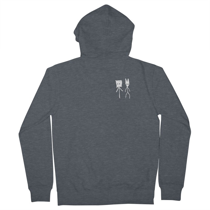 Sprite & Spectre Women's French Terry Zip-Up Hoody by The Little Fears