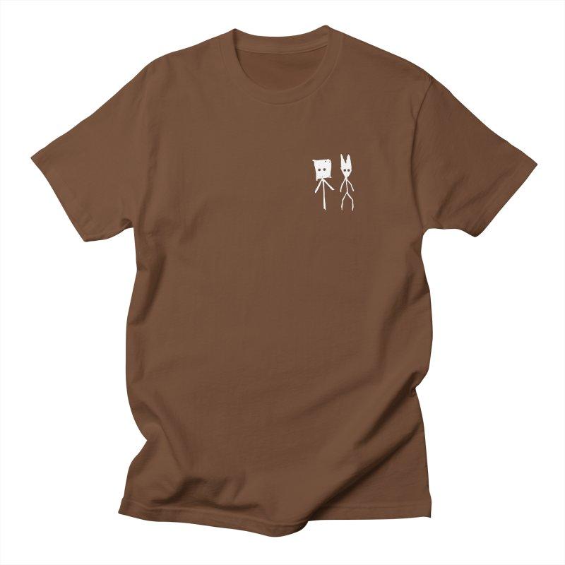 Sprite & Spectre Men's Regular T-Shirt by The Little Fears