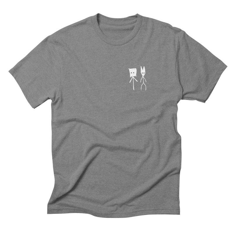 Sprite & Spectre Men's Triblend T-shirt by The Little Fears