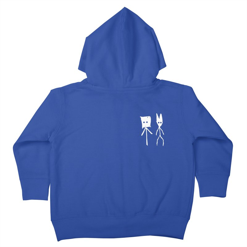 Sprite & Spectre Kids Toddler Zip-Up Hoody by The Little Fears
