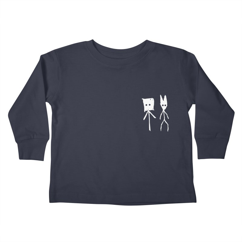 Sprite & Spectre Kids Toddler Longsleeve T-Shirt by The Little Fears