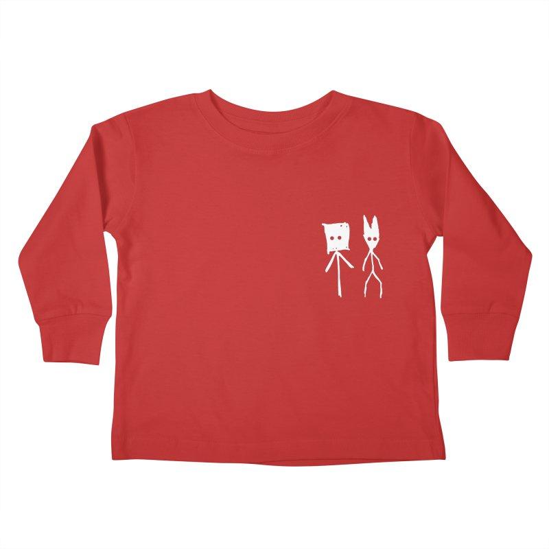 Sprite & Spectre Kids Toddler Longsleeve T-Shirt by The Little Fears