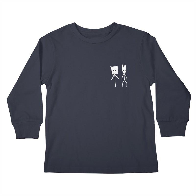 Sprite & Spectre Kids Longsleeve T-Shirt by The Little Fears