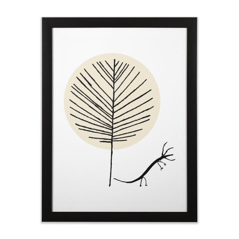 Seeking Hydra Home Framed Fine Art Print by The Little Fears