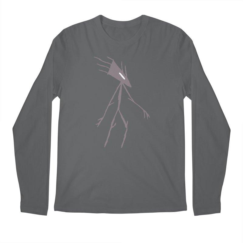 Road Walker Men's Regular Longsleeve T-Shirt by The Little Fears