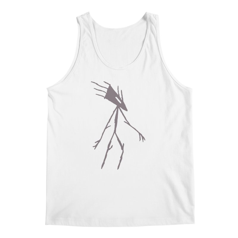 Road Walker Men's Regular Tank by The Little Fears