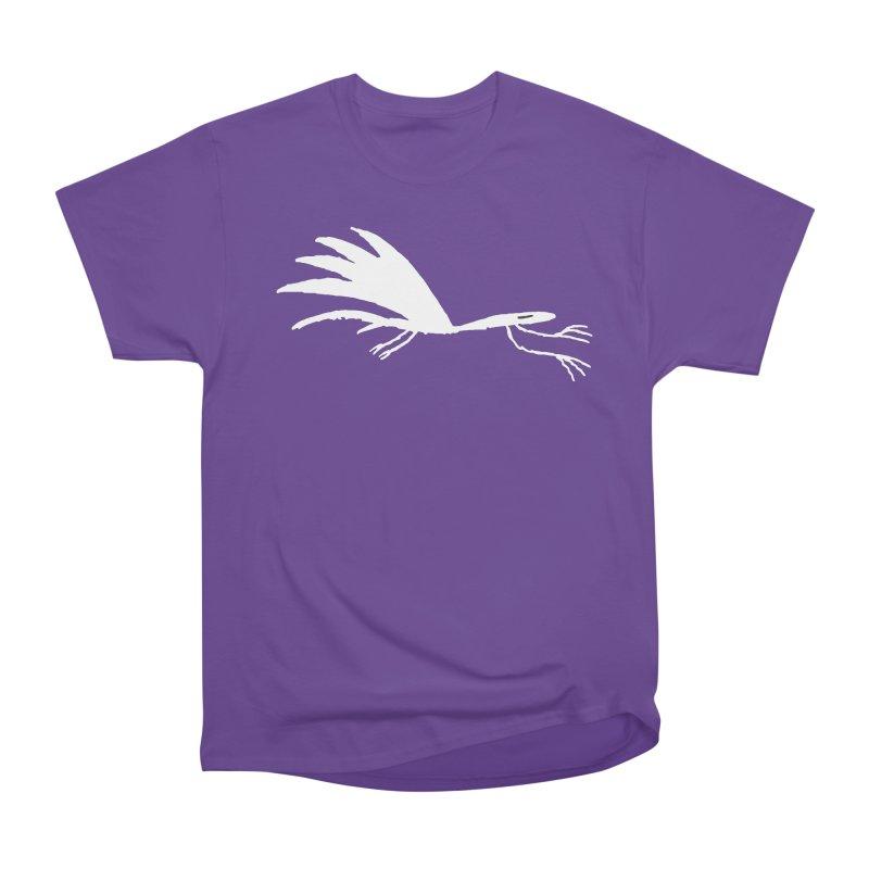 Terror-Dactyl Women's Heavyweight Unisex T-Shirt by The Little Fears