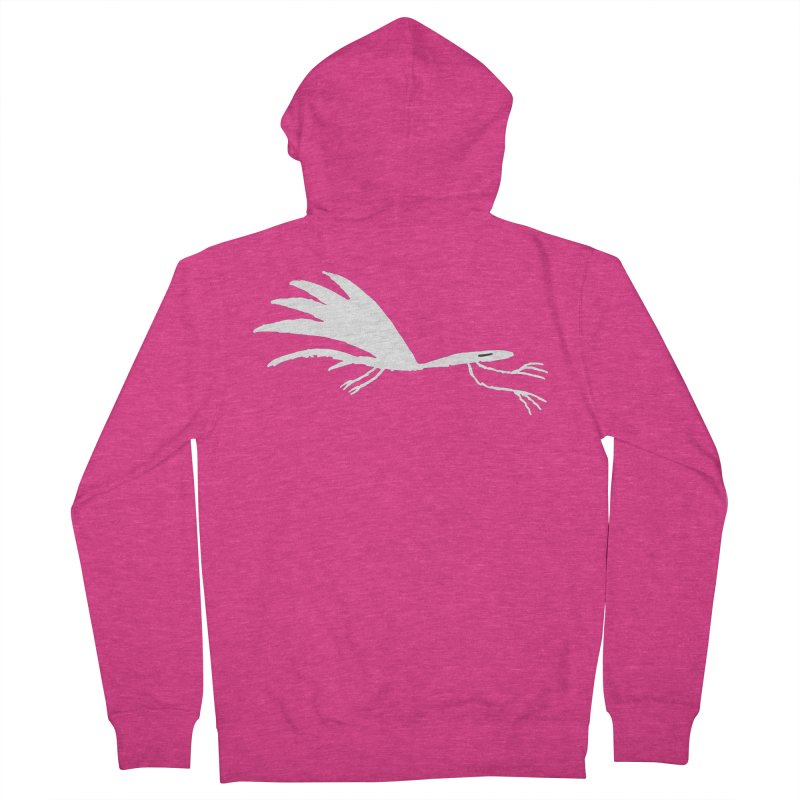 Terror-Dactyl Women's Zip-Up Hoody by The Little Fears