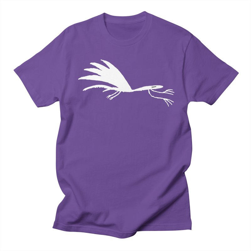 Terror-Dactyl Women's Regular Unisex T-Shirt by The Little Fears