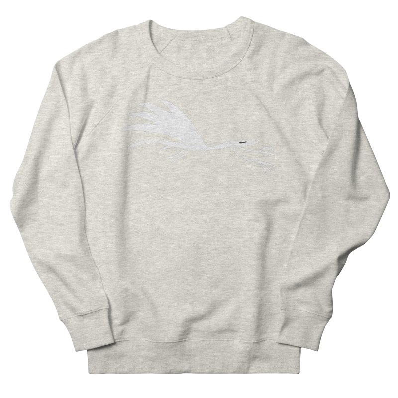 Terror-Dactyl Women's French Terry Sweatshirt by The Little Fears