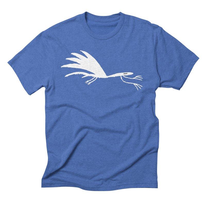 Terror-Dactyl Men's Triblend T-Shirt by The Little Fears
