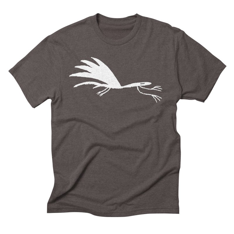 Terror-Dactyl Men's Triblend T-Shirt by The Little Fears