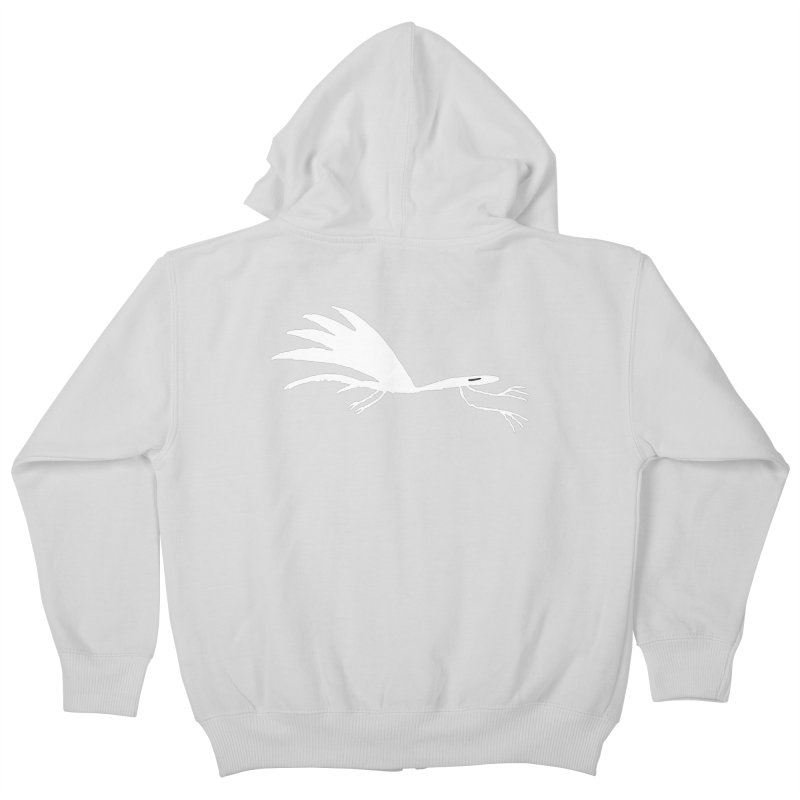 Terror-Dactyl Kids Zip-Up Hoody by The Little Fears