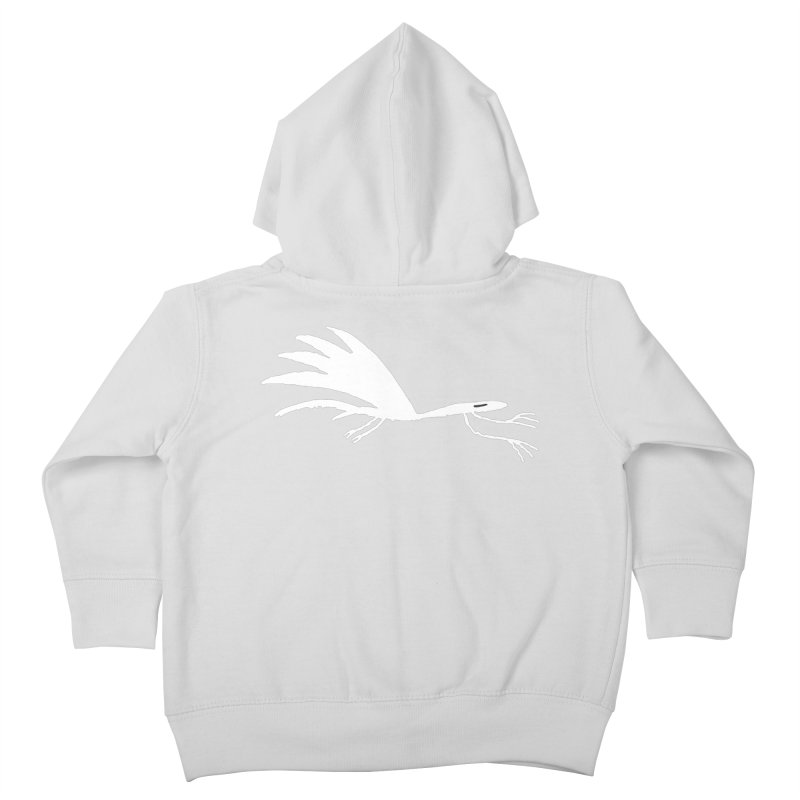 Terror-Dactyl Kids Toddler Zip-Up Hoody by The Little Fears