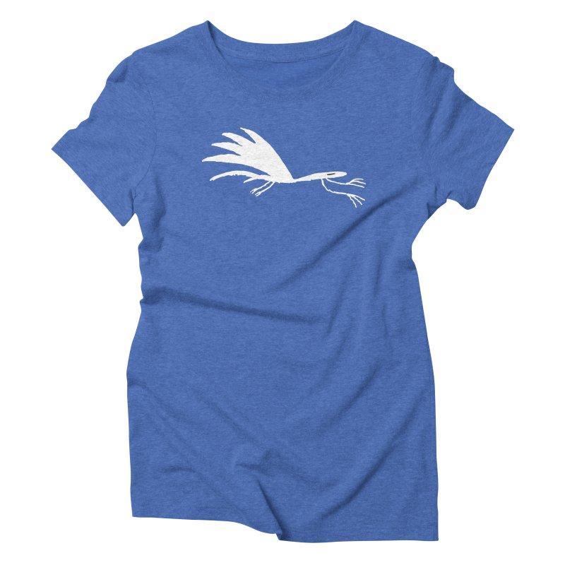 Terror-Dactyl Women's Triblend T-Shirt by The Little Fears