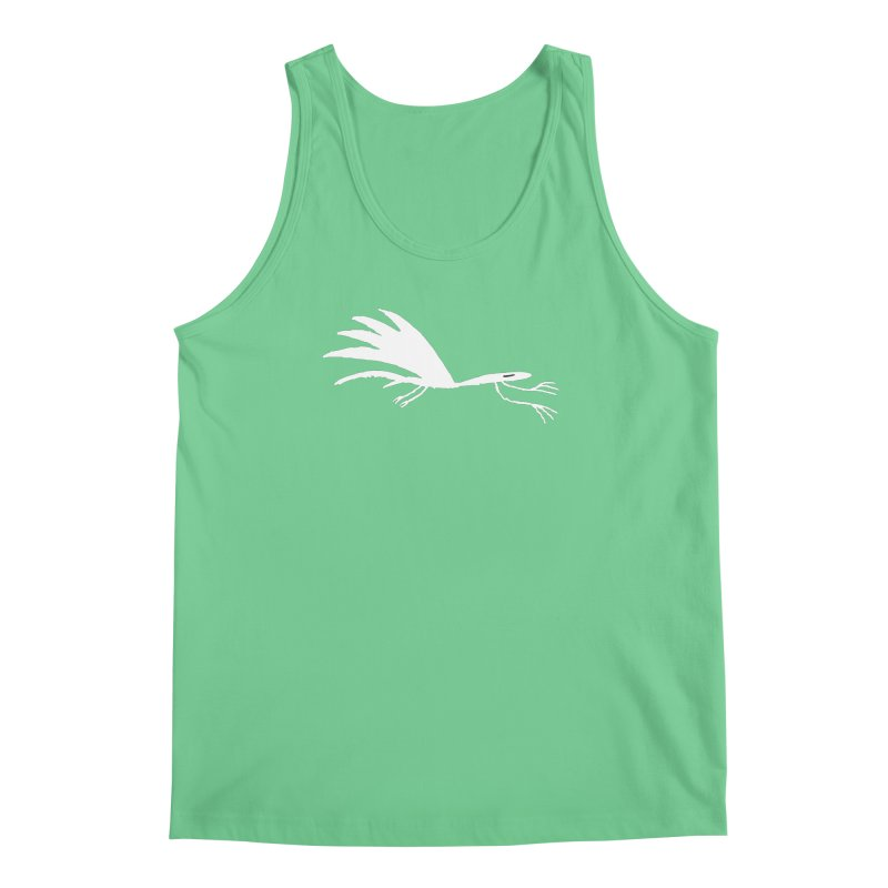 Terror-Dactyl Men's Regular Tank by The Little Fears