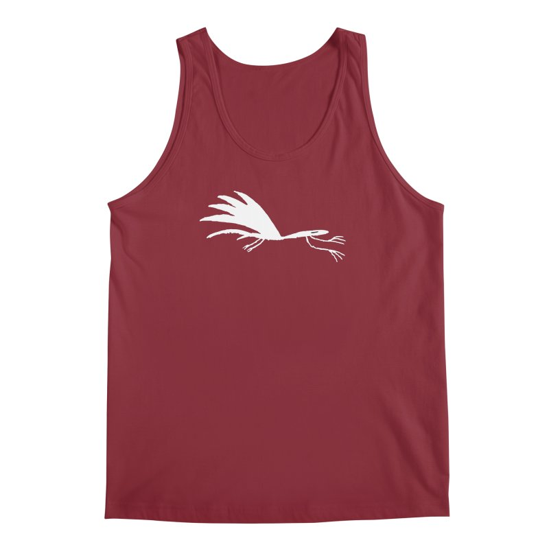 Terror-Dactyl Men's Tank by The Little Fears