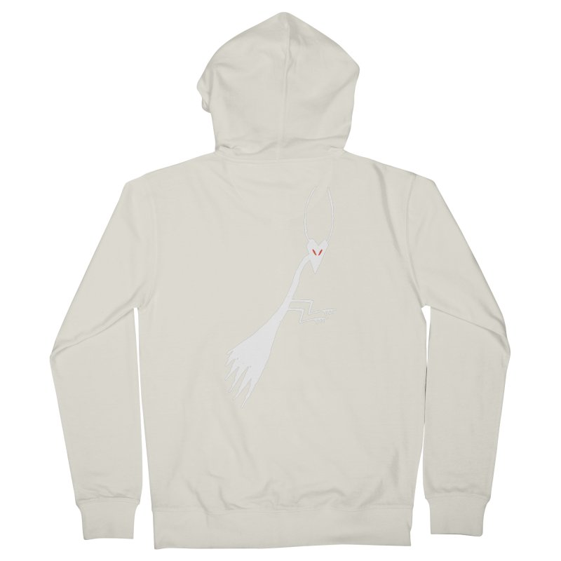 Virgo Men's French Terry Zip-Up Hoody by The Little Fears