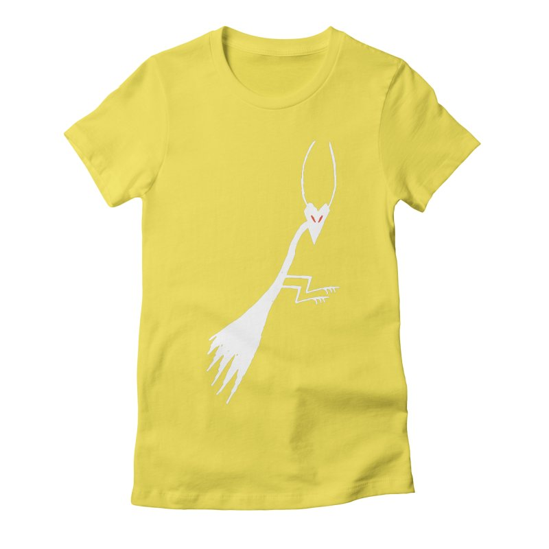 Virgo Women's Fitted T-Shirt by The Little Fears