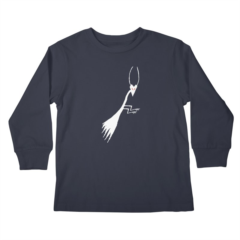 Virgo Kids Longsleeve T-Shirt by The Little Fears