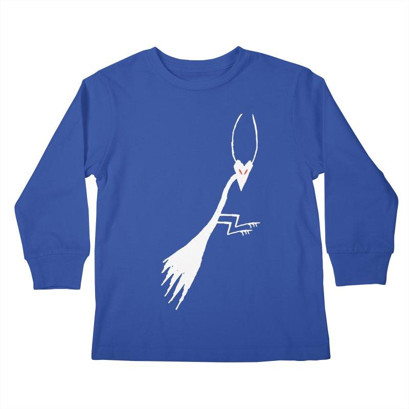 Virgo Kids Longsleeve T-Shirt by The Little Fears