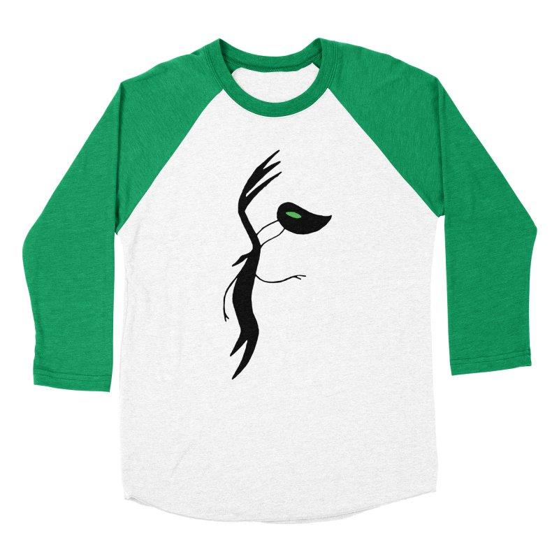 Botanica Women's Baseball Triblend Longsleeve T-Shirt by The Little Fears