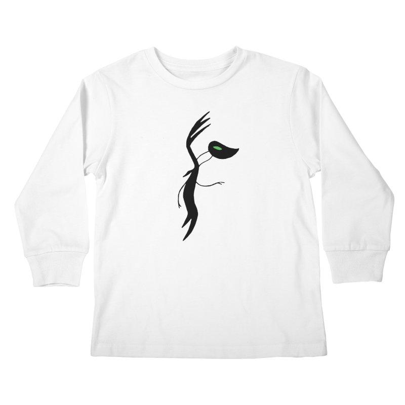 Botanica Kids Longsleeve T-Shirt by The Little Fears