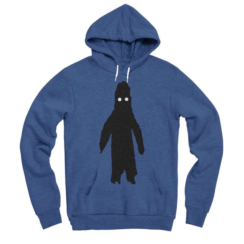 Moss Men's Sponge Fleece Pullover Hoody by The Little Fears