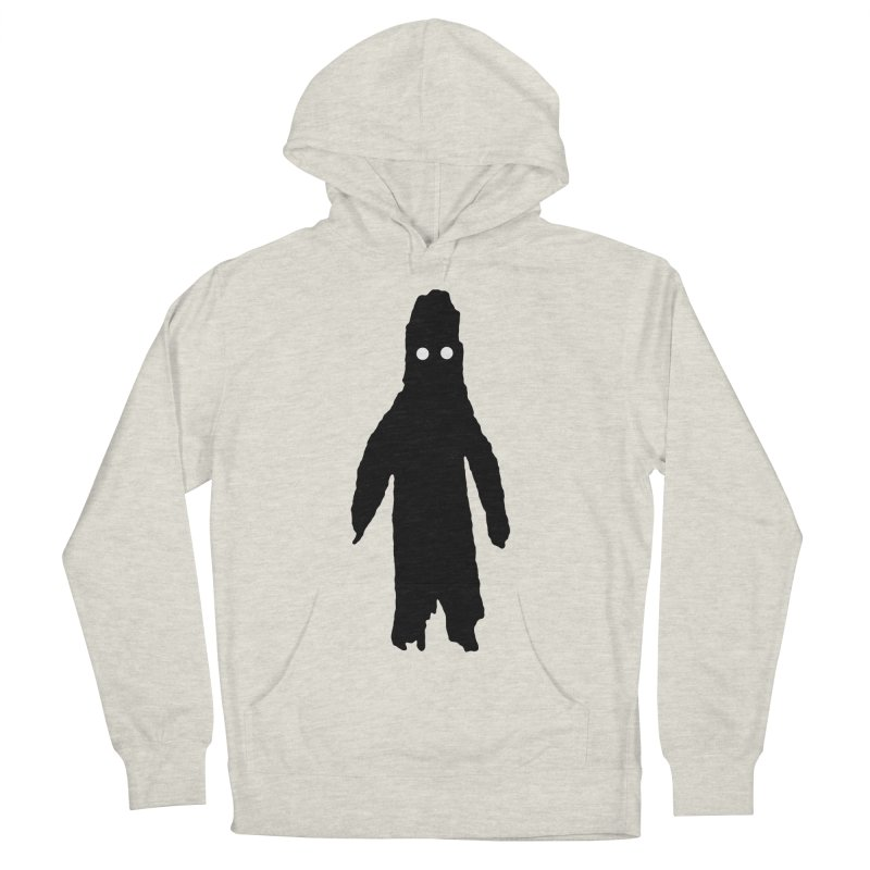 Moss Men's French Terry Pullover Hoody by The Little Fears