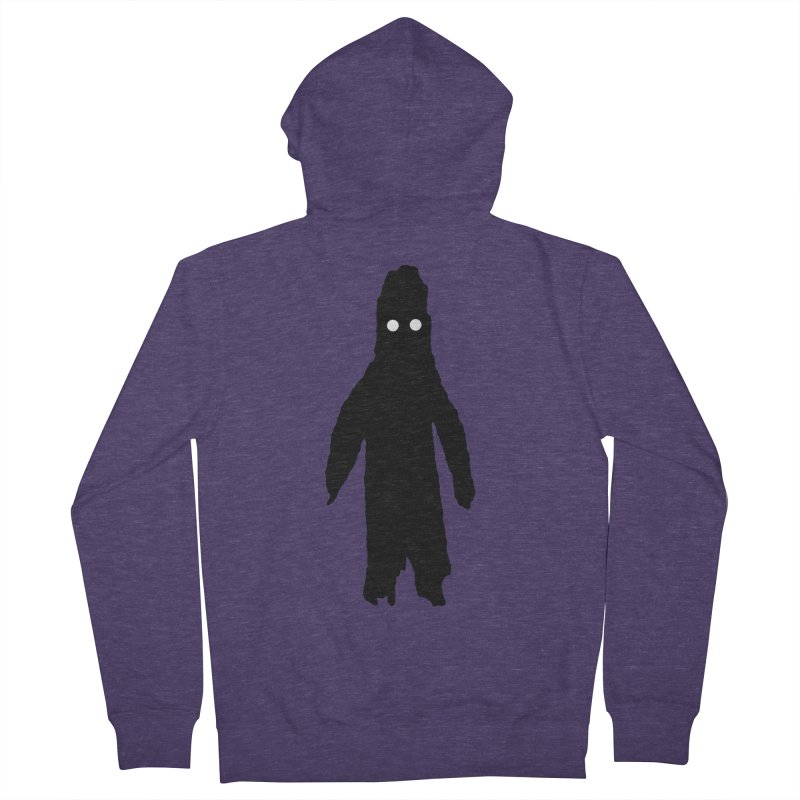 Moss Men's French Terry Zip-Up Hoody by The Little Fears