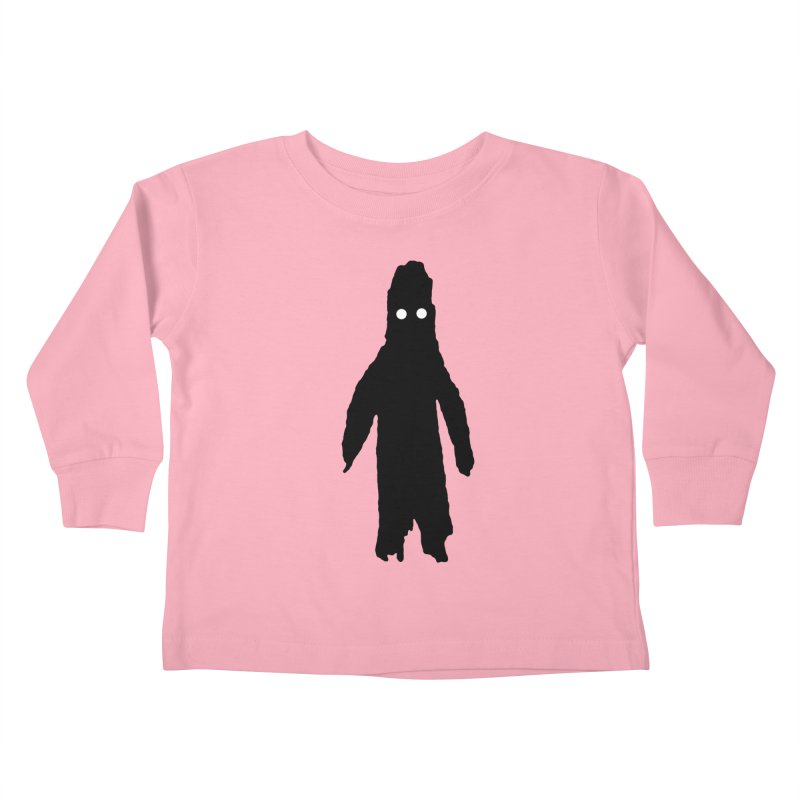 Moss Kids Toddler Longsleeve T-Shirt by The Little Fears