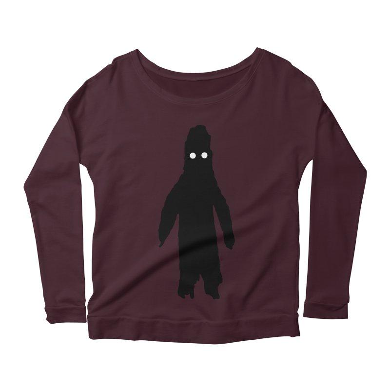Moss Women's Scoop Neck Longsleeve T-Shirt by The Little Fears