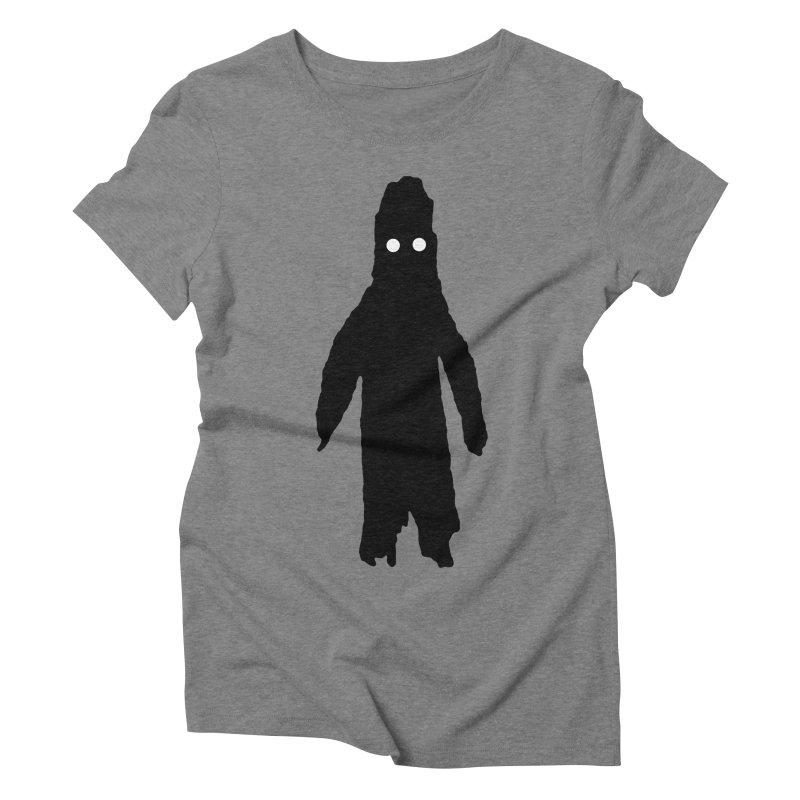 Moss Women's Triblend T-Shirt by The Little Fears