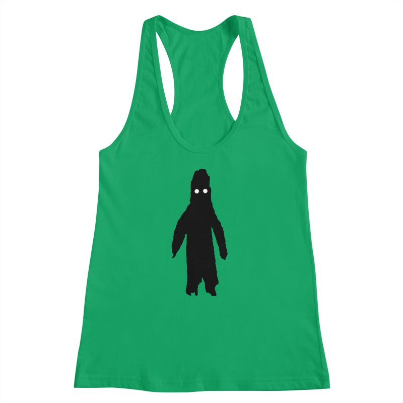 Moss Women's Racerback Tank by The Little Fears