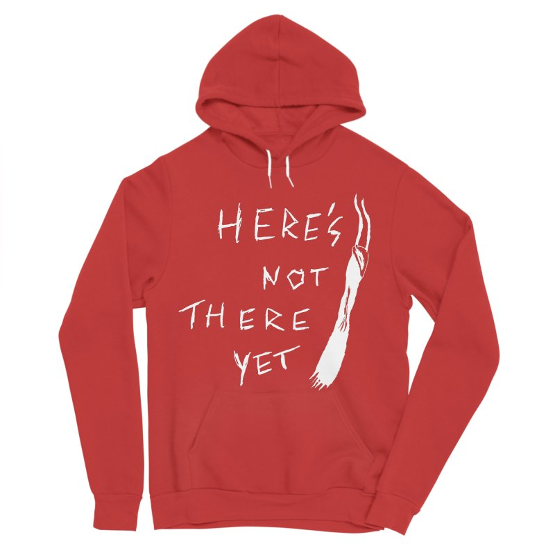 Here's not here yet - Horned Women's Pullover Hoody by The Little Fears