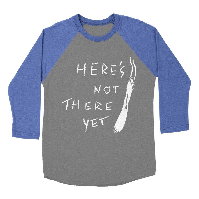 Here's not here yet - Horned Men's Longsleeve T-Shirt by The Little Fears